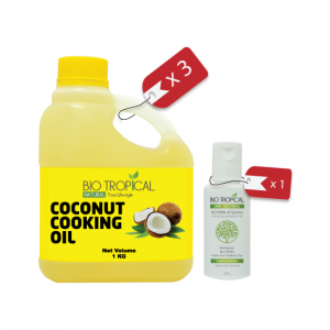 biotropical cooking coconut oil